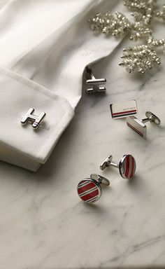 It's the small details that make his holidays extra special.  My Tommy Hilfiger NYE