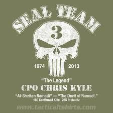 "Christopher Scott ""Chris"" Kyle  April 8, 1974 – February 2, 2013"