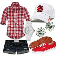 I like it all but I'm not much of a baseball hat wearer other than that the outfit is great