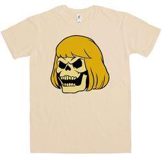 Skelehair T Shirt - Sand / XL