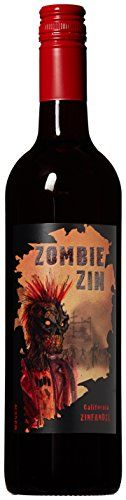 NV Zombie Zin California Zinfandel Red Wine 750 ml -- For more information, visit image link.  This link participates in Amazon Service LLC Associates Program, a program designed to let participant earn advertising fees by advertising and linking to Amazon.com.