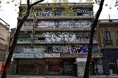 Banco de Historia Visual ©: El Palacio del Graffiti.