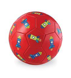Crocodile Creek Size 2 Soccer Ball - Rockets