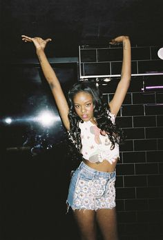 Azealia Banks by Ami Sioux