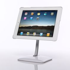 Klick iPad Tablet Desk Stand with 720 Rotation