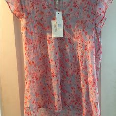Joie blouse Silk joie blouse new with tags Joie Tops Blouses