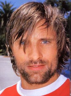 Viggo Mortensen is a beauty, I must say.