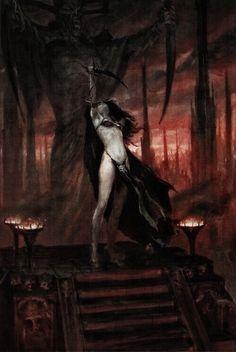 underground fantasy for your pleasure High Fantasy, Anime Art Fantasy, Dark Fantasy Art, Fantasy Kunst, Fantasy Women, Fantasy Rpg, Fantasy Girl, Fantasy Artwork, Fantasy Witch