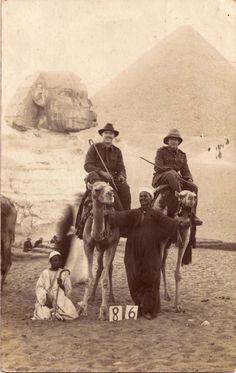 100 New Zealand First World War Postcards: Postcard Souvenirs from Egypt
