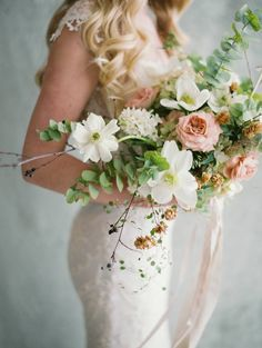 Sweet & simple springtime inspiration from Montana | Montana Bridal Inspiration