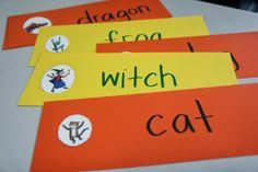 """Room on the Broom"" Book-inspired Activity Fall Preschool, Preschool Learning, Preschool Halloween, Character Activities, Preschool Activities, Room On The Broom, Reading Projects, Theme Halloween, Kindergarten Writing"