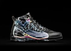 3d2a86c58eb936 Air Jordan 12 Retro x Mark Smith x Tinker Hatfield for Doernbecher - EU  Kicks  Sneaker Magazine