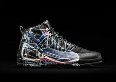 3d2a86c58eb936 Air Jordan 12 Retro x Mark Smith x Tinker Hatfield for Doernbecher - EU  Kicks  Sneaker Magazine