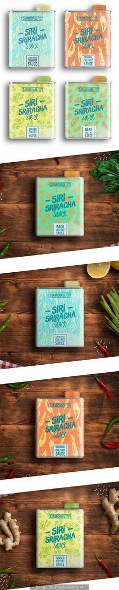 Siri Sriracha Sauce by André Moreira