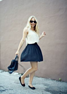 Outfit: A left at Lincoln | This chick's got style