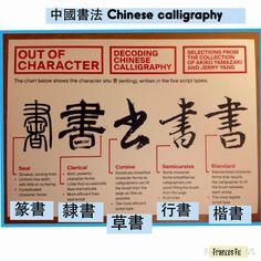 Learn Chinese .Teach Chinese. 紐約。教中文。筆記。: 書法與中文字 紐約大都會博物館的特展與專題演講