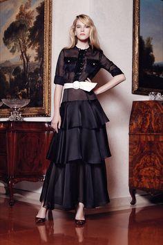 Sfilata Alessandra Rich Parigi - Collezioni Primavera Estate 2015 - Vogue