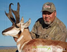 Is a big #antelope on your #hunting #bucketlist? http://gothunts.com/hunting/antelope-hunting/