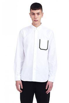 Wood Wood - Dorset shirt