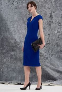 Stylish Business Outfits For Tall Women 33 Tall Girl Fashion, Modest Fashion, Fashion Outfits, Dress Outfits, Dress Up, Bodycon Dress, Work Outfits, Business Attire, Business Outfits