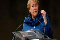 Bachelet: No habrá reconciliación sin verdad a 40 años del golpe en Chile