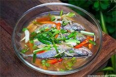 6 สูตรทำปลาทูต้ม Fusion Food, Thai Recipes, Japchae, Allrecipes, Thai Red Curry, Chicken, Kitchen, Baking Center, Cooking