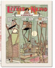 Winsor McCay, The complete Little Nemo 1905–1927
