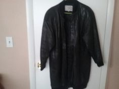 northern lights leather coat size small #Northernlightslreather #Leatherlong