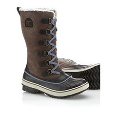 SOREL | Women's Tivoli™ High Boot, in Black (it will only let the brown ones pin for some reason but I want the black ones), Size 8