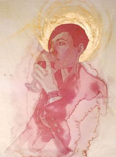 Wine Stain Art