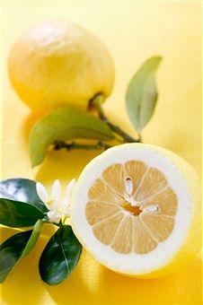 lemons lemoncello