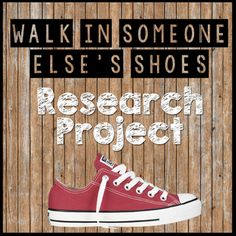 Walk in Someone Else's Shoes