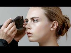 Sun-Kissed Look - Burberry Beauty Tutorial - YouTube