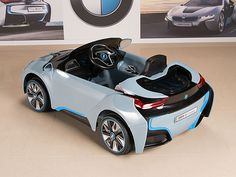 Magic Cars® BMW i8 12 Volt Ride On On RC Car For Children W/Leather Seat Bmw Key, Folding Wagon, Best Christmas Toys, Big Ride, Baby Girl Toys, Power Wheels, Remote Control Cars, Kids Ride On, Ride On Toys