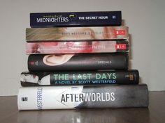 Scott Westerfeld Mixed Lot of 6 Books Uglies Trilogy Afterworlds The Last Days