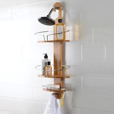Will the shower head be strong enough for all our potions?!