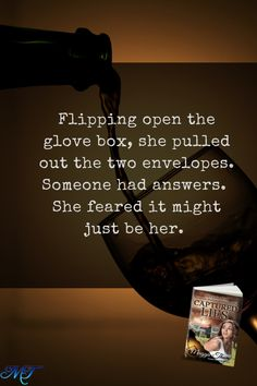Flipping open the glove box, she pulled out the two envelopes. Someone had answers. She feared it just might be her. Book Prompts, Secrets And Lies, Mystery Series, Flipping, Glove, Envelopes, Thriller, Two By Two, Cards Against Humanity