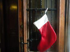 Natale - maxi calza Natale Befana - un prodotto unico di bandullera su DaWanda