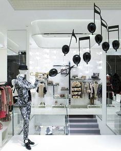 Moschino boutique in Milan