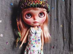 Cath kidston fabric frilly dress for blythe by Michelleloveslola