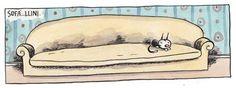 Fellini Vintage Children, Illustration Art, Doodles, Entertaining, Cartoon, World, Grande, Sofa, Comic Strips
