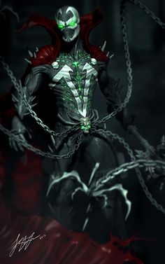 SPAWN by liquid-venom