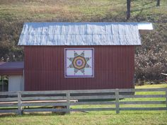 ♥ Quilt Barns