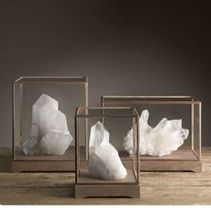 Home Decoration Ideas Interior Design .Home Decoration Ideas Interior Design Br House, Cabinet Of Curiosities, Decoration Inspiration, Inspiration Design, Decor Ideas, Crystal Decor, Crystal Box, Home Look, My New Room