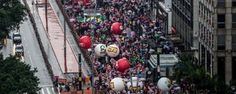 MUNDO LIVE NEWS NOTICIAS: MANIFESTAÇÃO PRO DILMA TEM MAPA EXTENSO