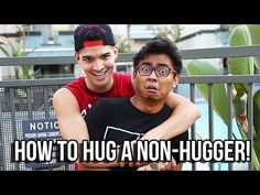 How to hug a non hugger.  Wassabi productions