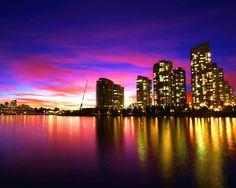 Mahmoud Heidarian's Vancouver Pic Sunset