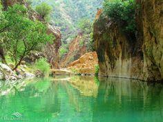 Dom-e-asb Canyon, 50km from Shiraz, Fars province, Iran