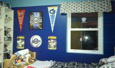 Brewer baseball bedroom 2