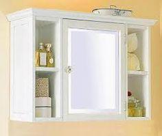 mirror cabinet for bathroom - Google Search